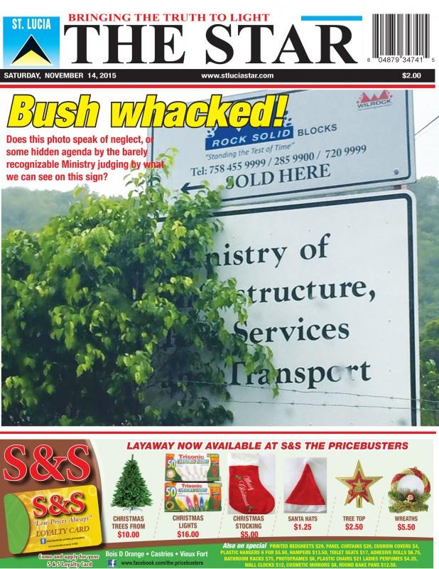 The STAR Newspaper November 14th, 2015 - Photo of the Week