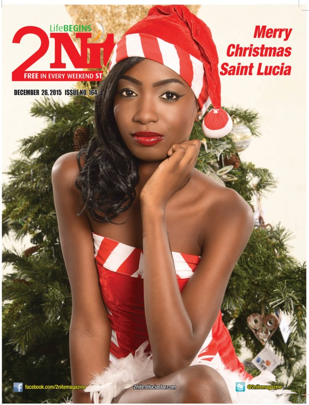 2Nite Magazine Issue no. 164 - Saturday December 26th, 2015