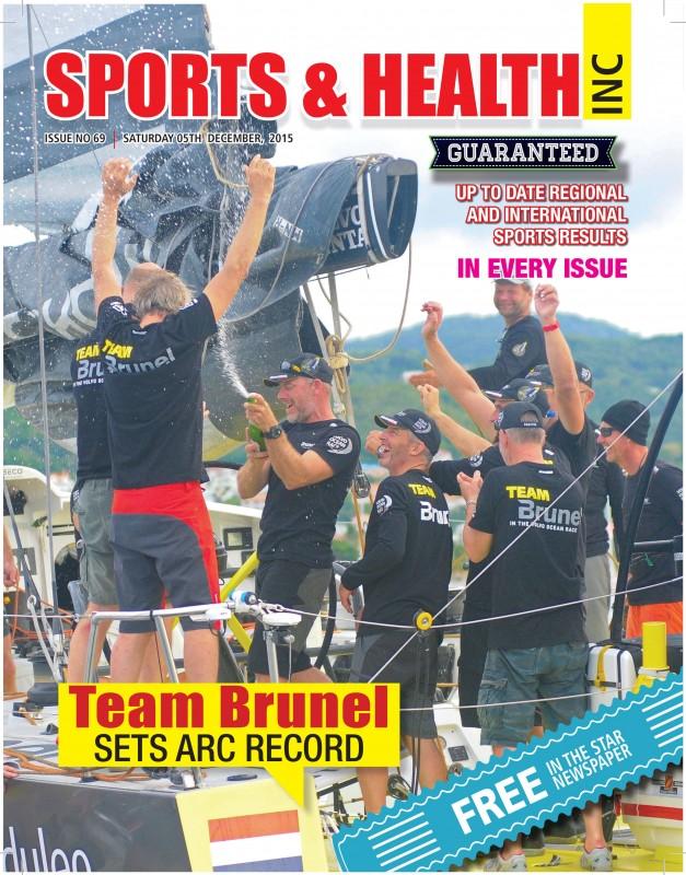 Sports & Health Inc. -Saturday December 5th, 2015 Issue no.62