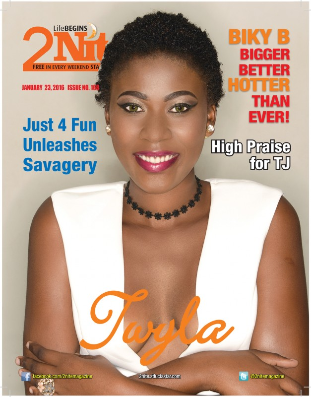 2Nite Magazine Saturday January 23rd, 2016 - Issue no. 168