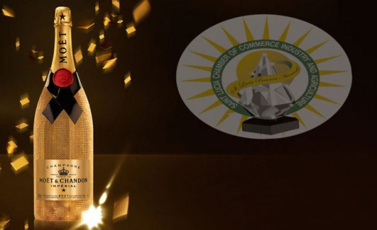 Peter & Company Distribution, through premium brands like Moet, will join in the celebrations of the 2016 Saint Lucia Chamber Awards.
