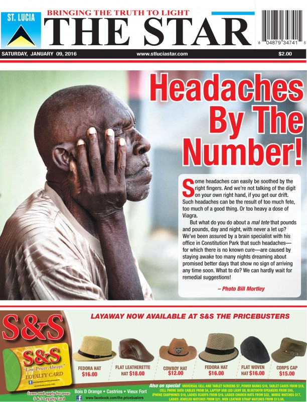 The STAR Newspaper Saturday 9th January, 2016 Image of the Week