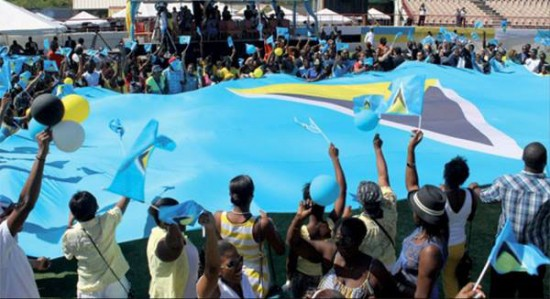 Saint Lucians at home and abroad will be celebrating this weekend as the island observes 37 years of Independence from Great Britain.