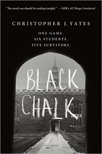 Black Chalk – Christopher Yates