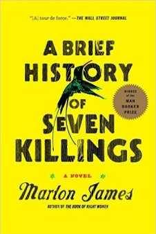 A Brief History of Seven Killings – Marlon James