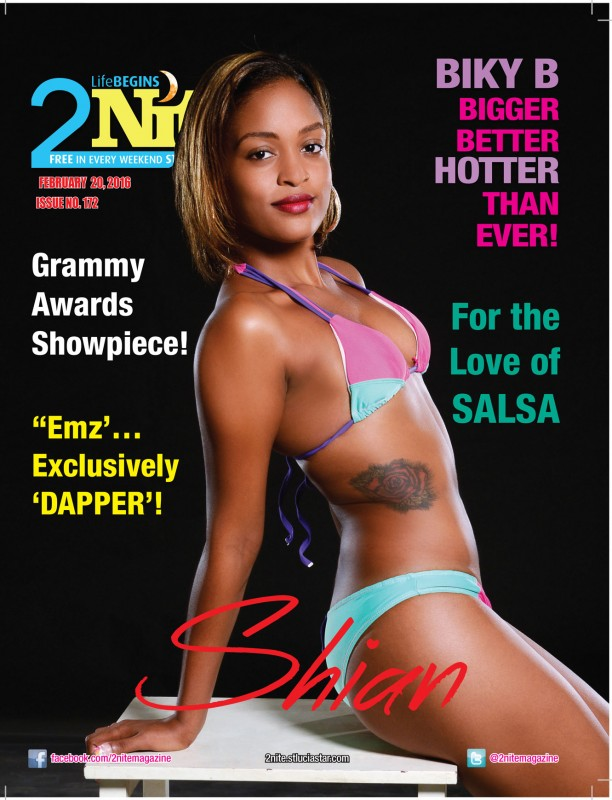 2Nite Magazine Saturday February 20th, 2016 - Issue no. 176