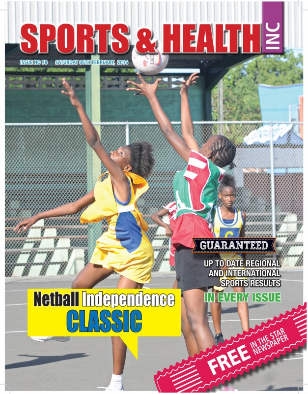 Sports & Health Magazine Inc. Saturday February 6th, 2016 - Issue no. 78