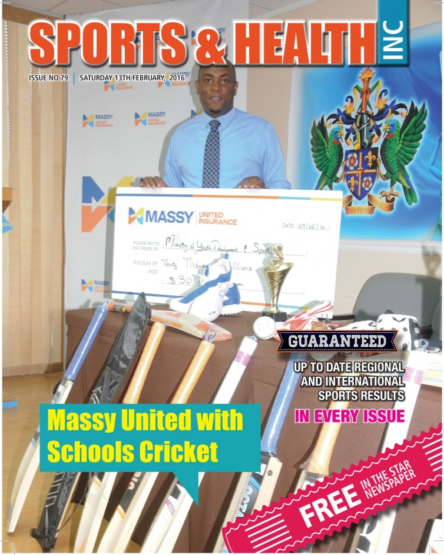 Sports & Health Magazine Inc. Saturday 13th February, 2016 - Issue no. 79