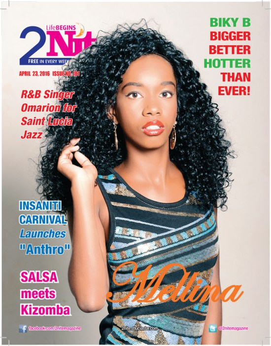 2Nite Magazine for Saturday April 23rd, 2016 ~ Issue no. 181