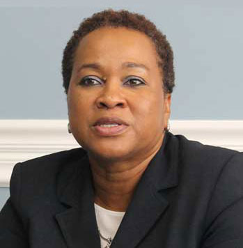 CIB chief executive officer, Cindy McClean.