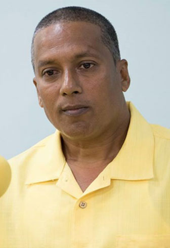 Castries South-East MP Guy Joseph.