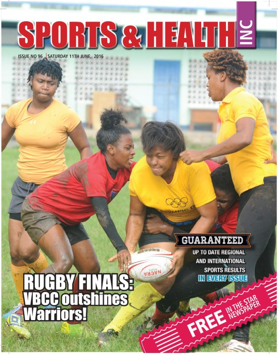 Sports & Health Magazine Inc. for Saturday ~ Issue no. 96