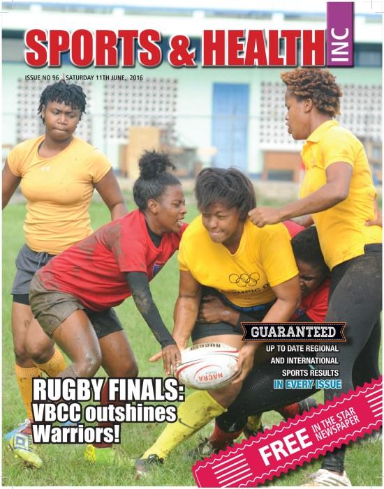 Sports & Health Magazine Inc. for Saturday ~ Issue no. 96