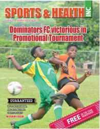 Sports & Health Magazine for Saturday July 23rd, 2016 ~ Issue no. 102