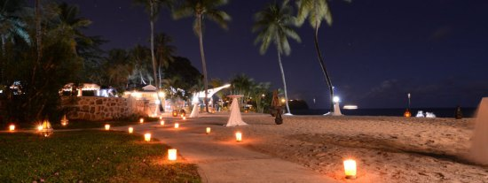 Malabar Beach Club at Rendezvous Resort.