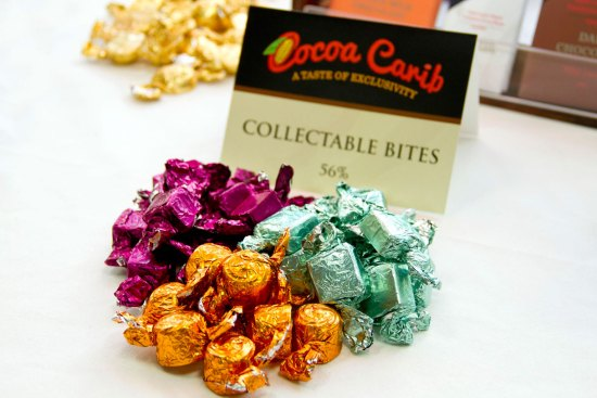 Locally made specialty chocolates are among the lastest offerings from Sea Island Cotton.