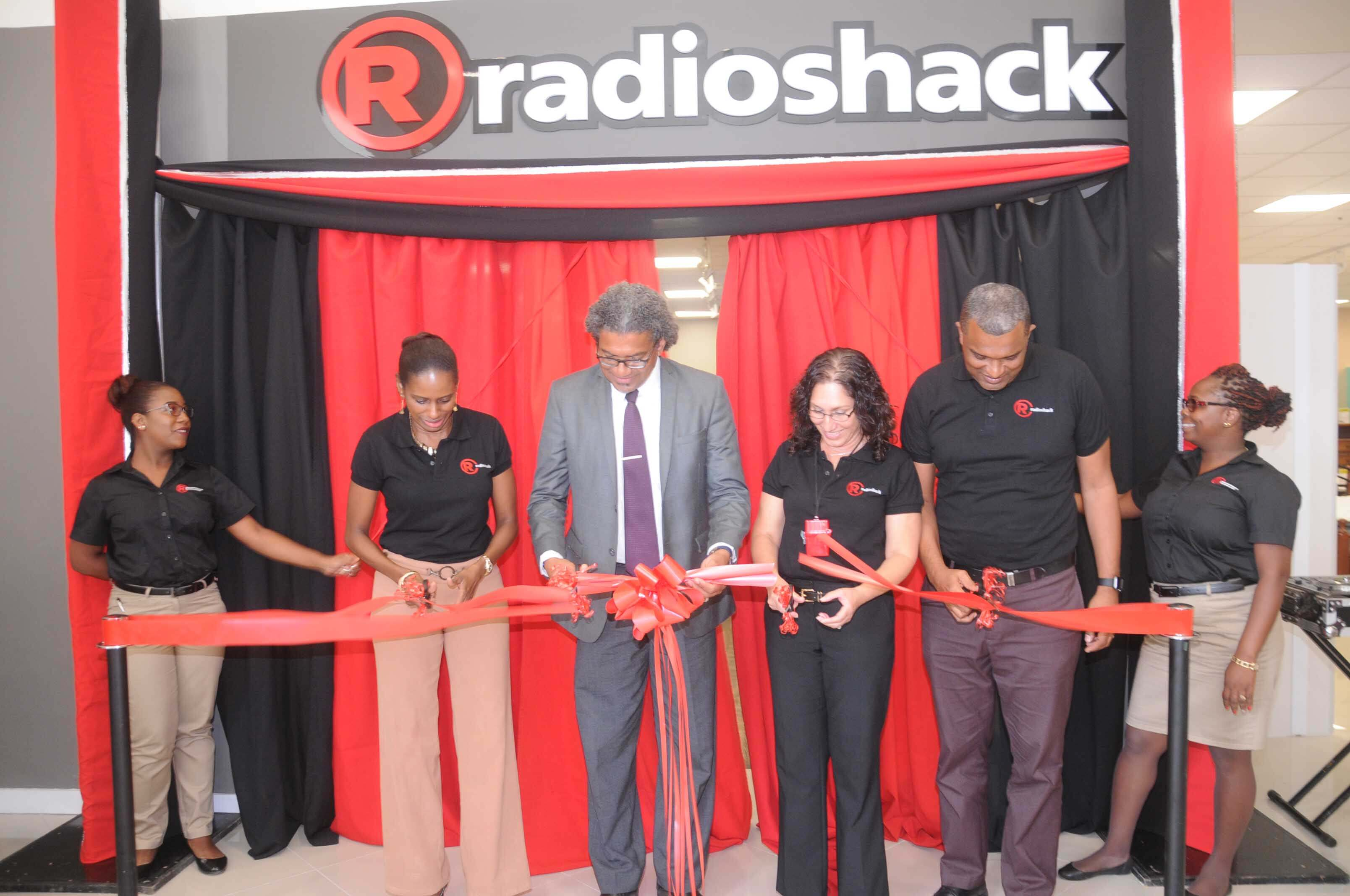 Courts Opens RadioShack In Saint Lucia The St Lucia STAR