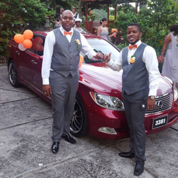 St Lucia Wedding Transfers Photo
