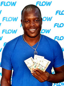 Camron Laure of Laborie won $300.00 in the Fow Endless Everything Summer campaign!