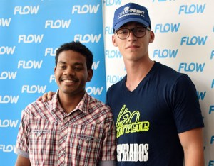 Spud Montour won a ticket to H2O Wet Fete, presented by Blueprint Entertainment #EndlessEverythingSummer #Flow
