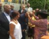 Castries Mayor honoured in New York by CACCI
