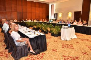 Over 35 Travel Agents gather