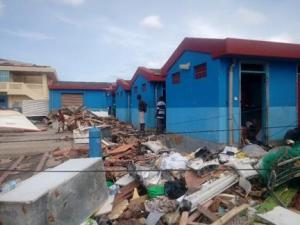 Dominica's fisheries suffered severe damage caused by Hurricane Maria in September 2017