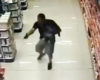 Off-duty cop shoots armed robbers dead while holding baby