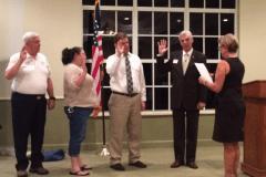 2017 Oath of Office - SLC Republican Club