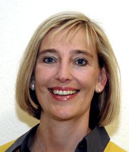 Jutta Kersting Stellvertretende Vorsitzende des Vorstandes