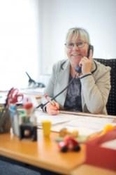 Pflegedienstleiterin Ulrike Pund
