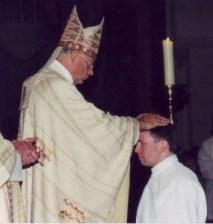 Diakonenweihe Claus Themann 2001