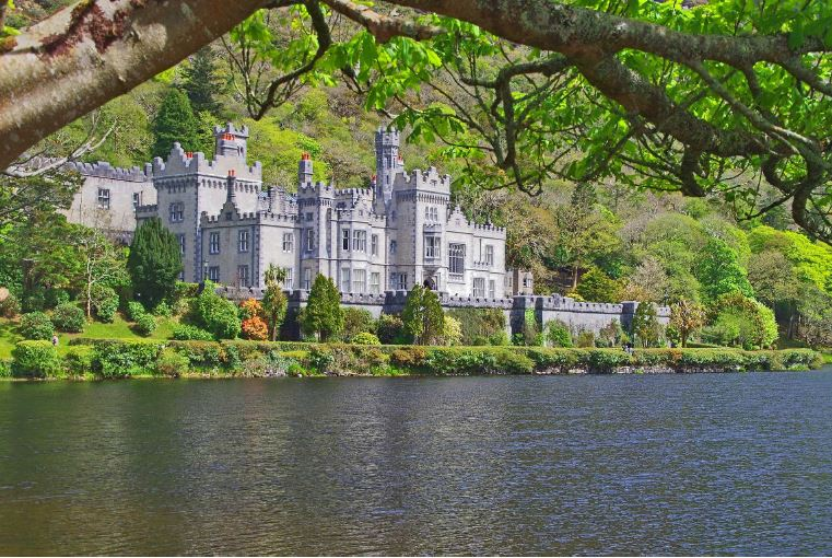 Schloss in Irland