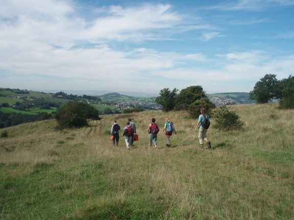 Sponsored Walk 14 May 2016