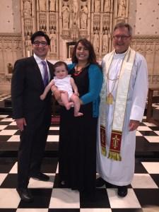 Bradshaw-Bodhi Baptism