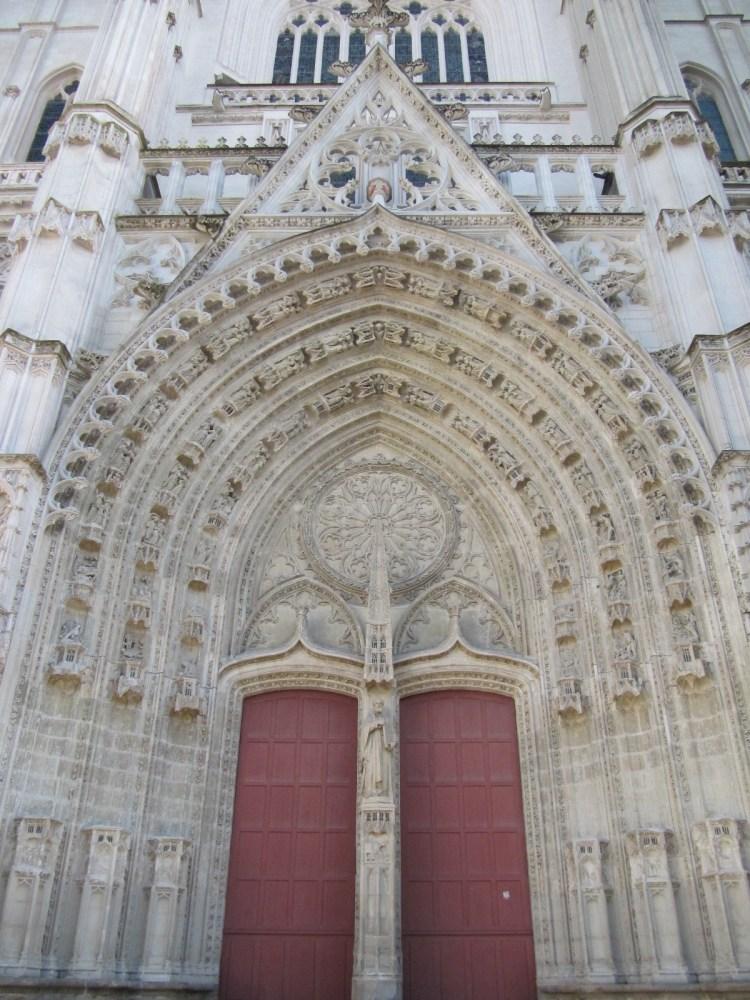 La cathédrale Saint Pierre-Saint Paul à NANTES (3/6)