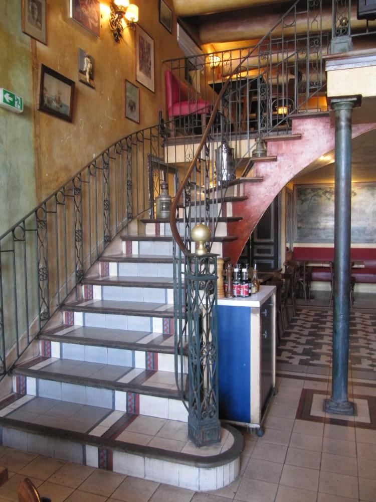Le Bar de la Marine à Marseille (5/6)