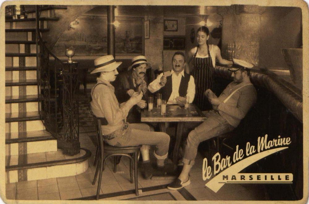 Le Bar de la Marine à Marseille (2/6)