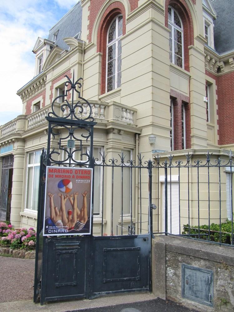 Mariano OTERO s'expose à la Villa Les Roches Brunes à DINARD (6/6)