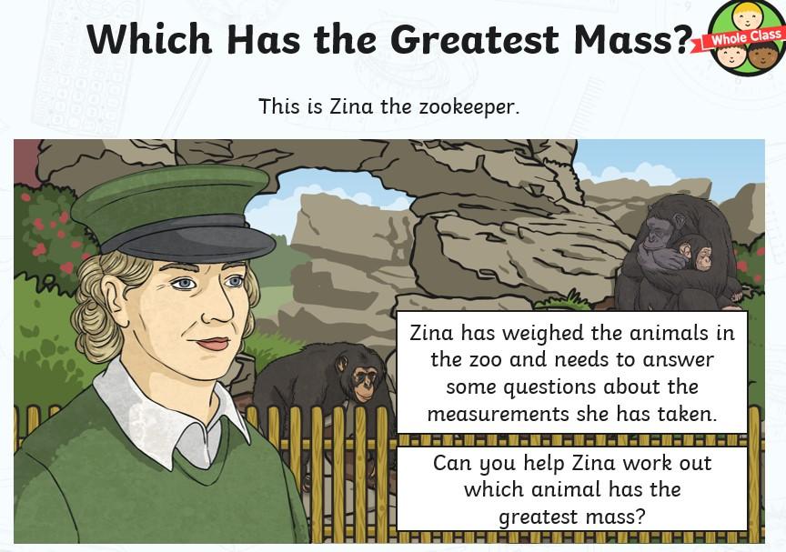 zina the zookeeper