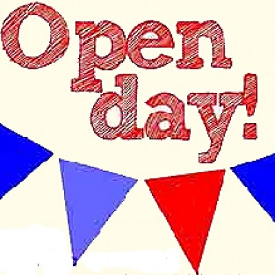 Image result for clipart open day