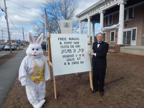 2016 Easter Breakfast at St. Mark's