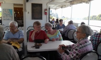 Paddleboat Tour and Lunch