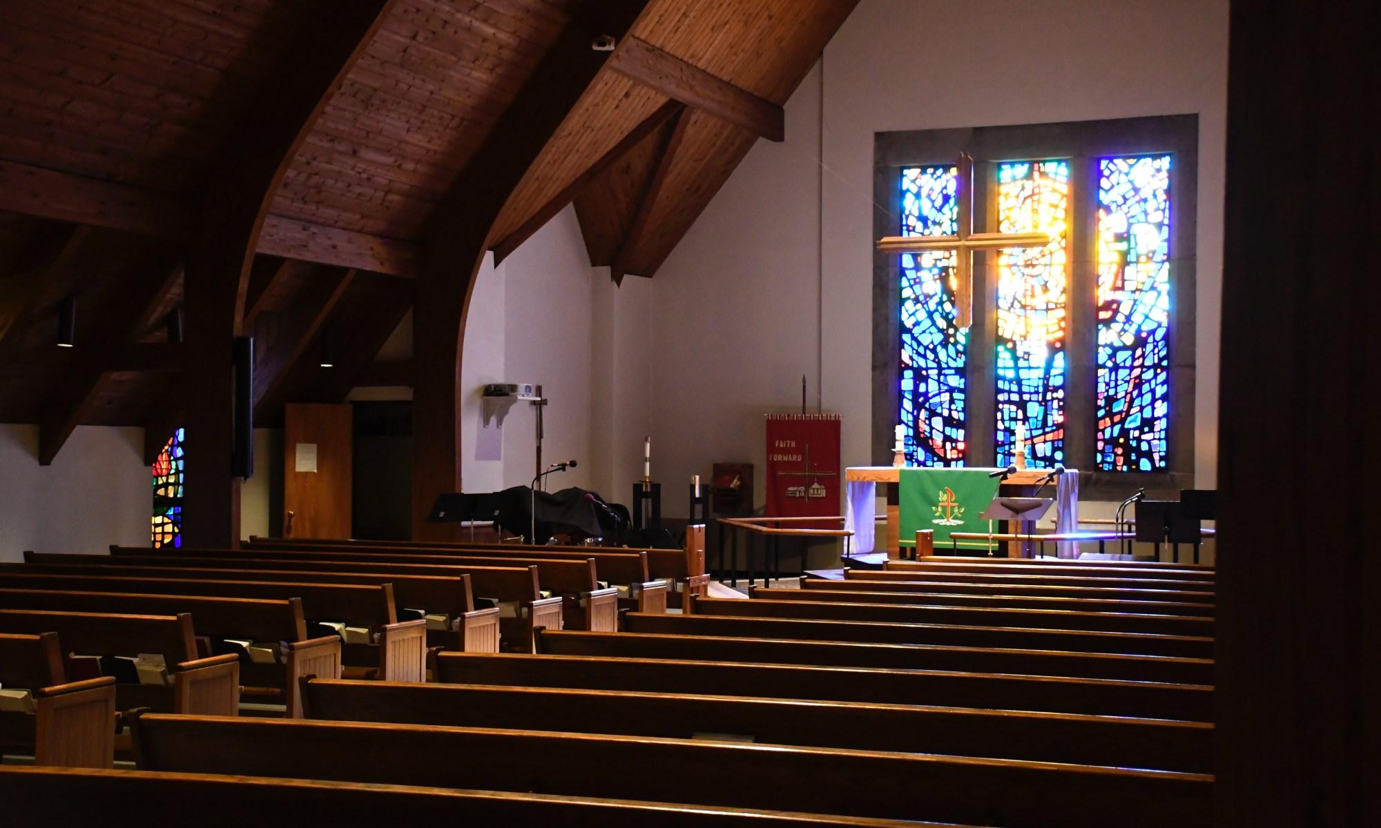 St. Mark's sanctuary