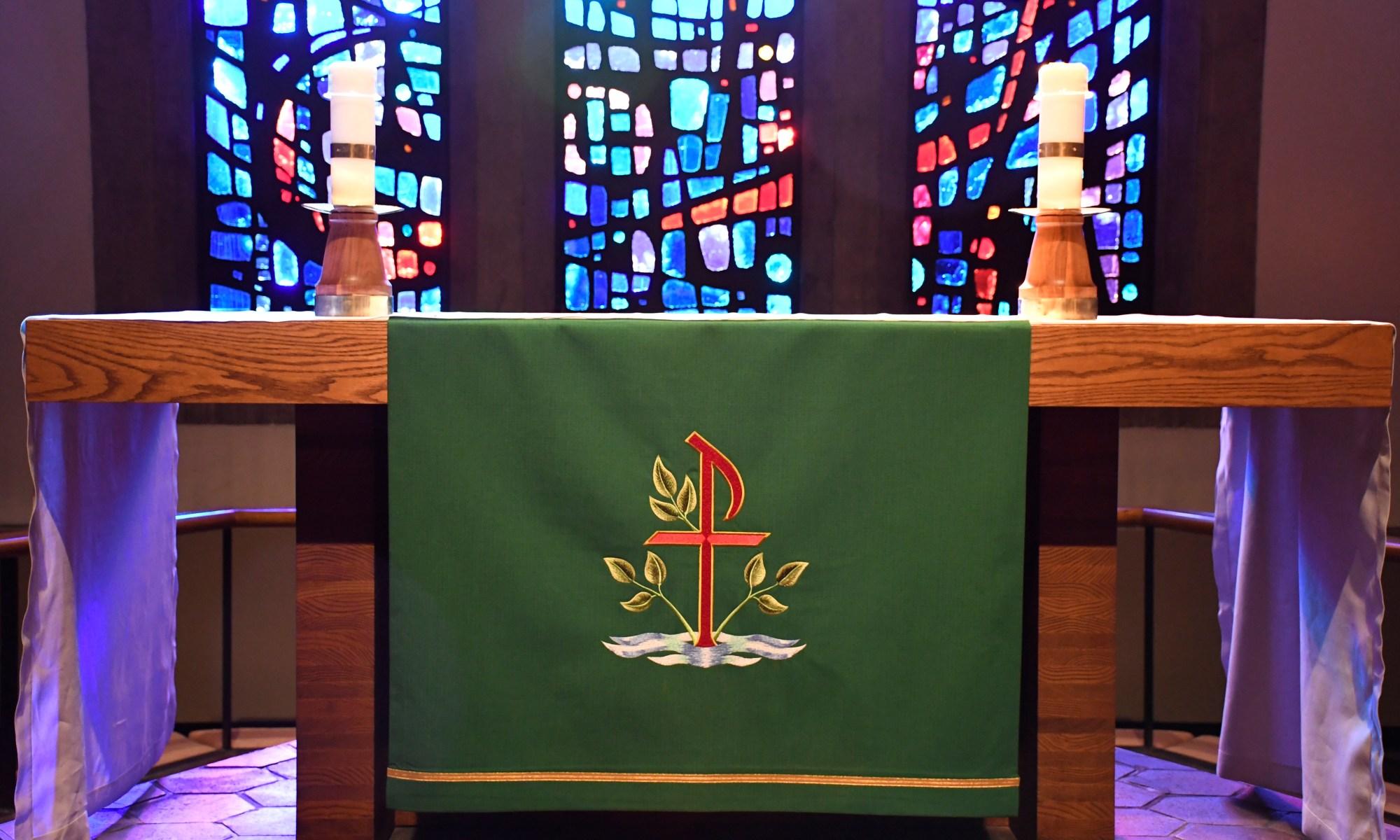 St. Mark's altar