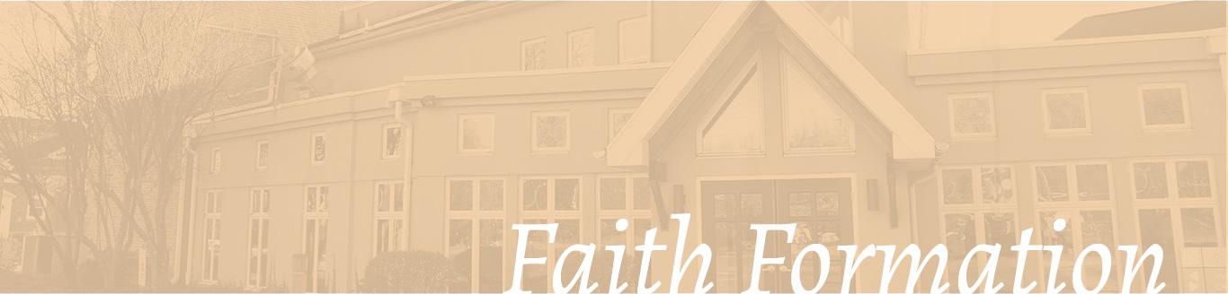 Faith Fomration