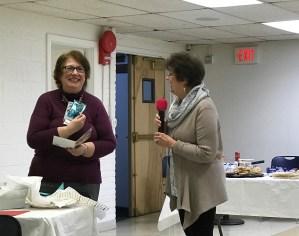 Karen Hansell and Nancy Fuson