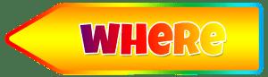 An arrow that says: Where