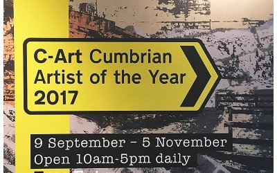 C-Art Cumbrian Artist of the Year 2017