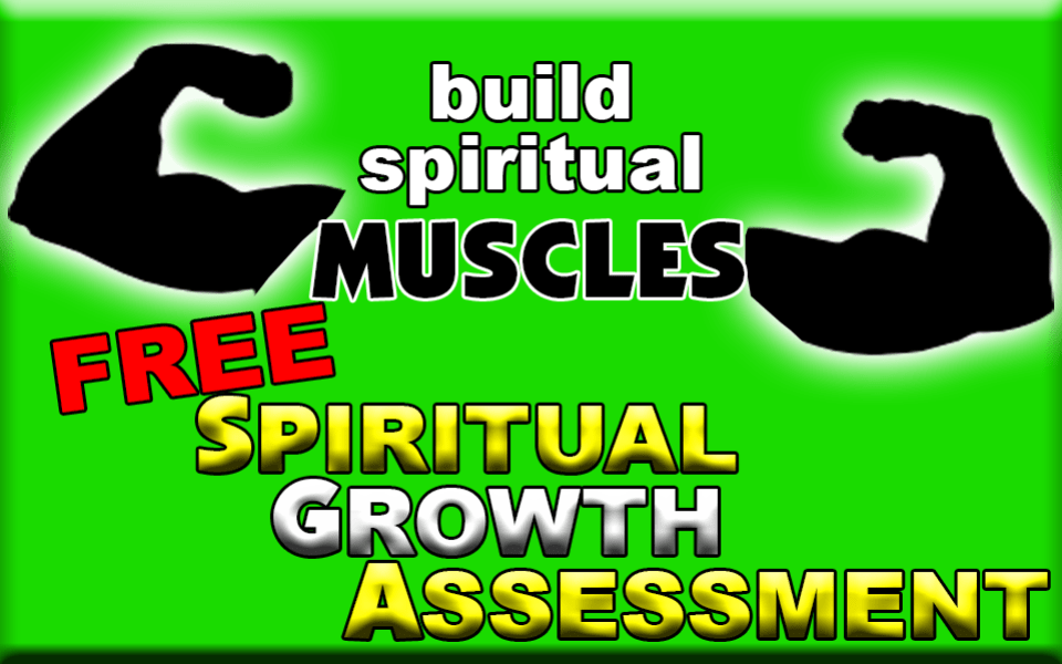 SpiritualGrowthAssessment